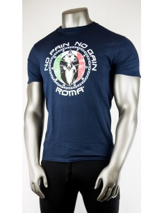 T-SHIRT COLOSSEO NAVY