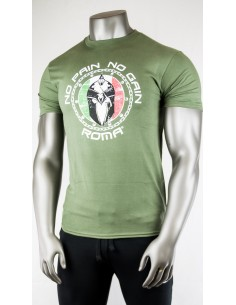 T-SHIRT COLOSSEO MILITARE