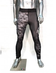 LEGGINGS KOMBAT NERO
