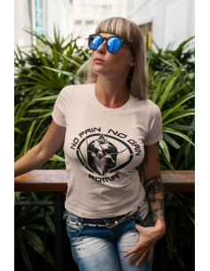 T-SHIRT POPPEA CIPRIA